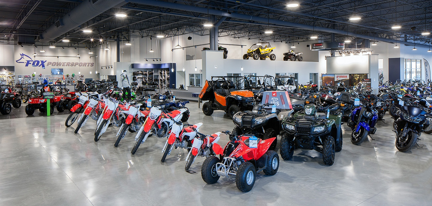Fox Powersports | Ghafari Associates
